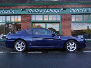 Picture of 1995 Ferrari 456 GT Coupe Manual For Sale