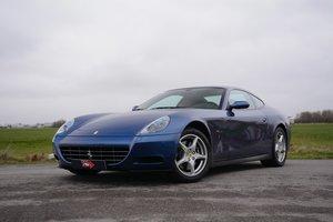 Ferrari 612 Scaglietti - Blu Mirabeau, 31k km low mileage