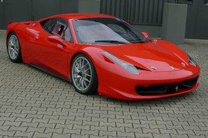 Ferrari 458 Italia Challenge Rennwagen