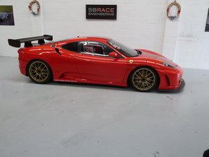 Ferrari F430 Challenge Car