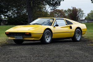 Picture of LOT NO. 477 - 1980 FERRARI 308 GTSI (LHD) Estimate: £30,000 For Sale by Auction