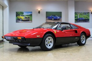 1981 Ferrari 308 GTSi | BB Colour Scheme & 14,000 Miles