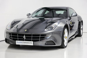 2015 FERRARI FF Low mileage RHD FSH Panoramic roof