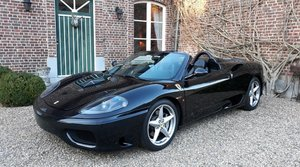 Picture of 2002 Ferrari 360 F1 Modena Spider For Sale
