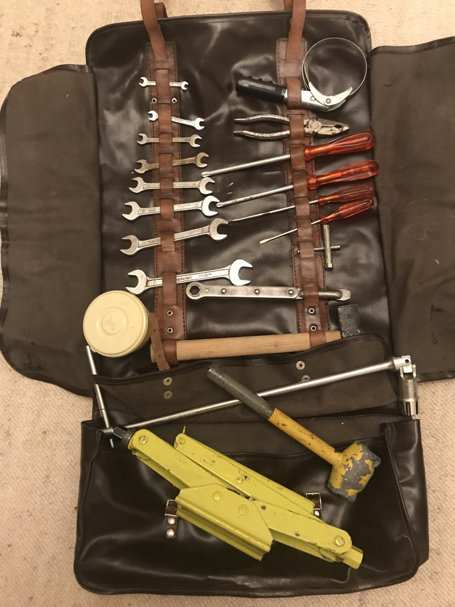 1970 Daytona Tool Kit For Sale (picture 1 of 1)