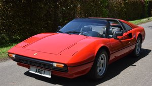 Picture of 1981 FERRARI 308 GTS 1 OWNER 35 Years  history from new ! LHD For Sale
