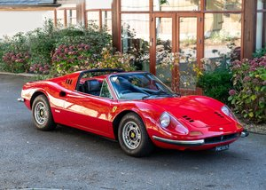 Picture of 1972 Ferrari Dino 246 GTS
