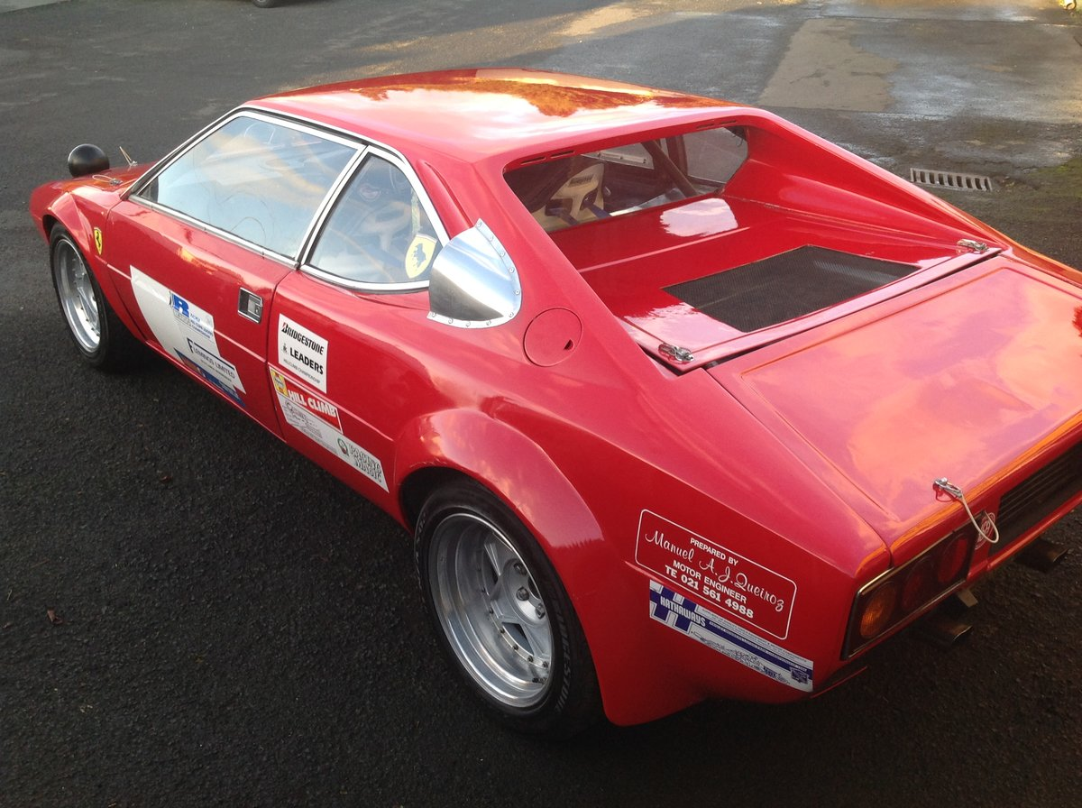 1977 Ferrari 308GT4 - Championship Winning Car For Sale (picture 2 of 6)