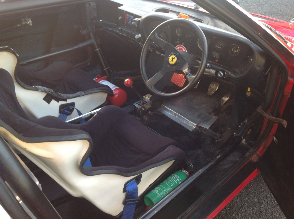 1977 Ferrari 308GT4 - Championship Winning Car For Sale (picture 4 of 6)