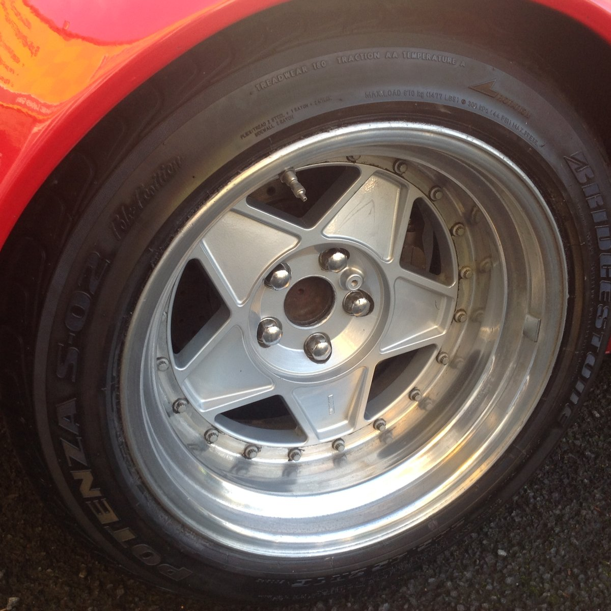 1977 Ferrari 308GT4 - Championship Winning Car For Sale (picture 6 of 6)
