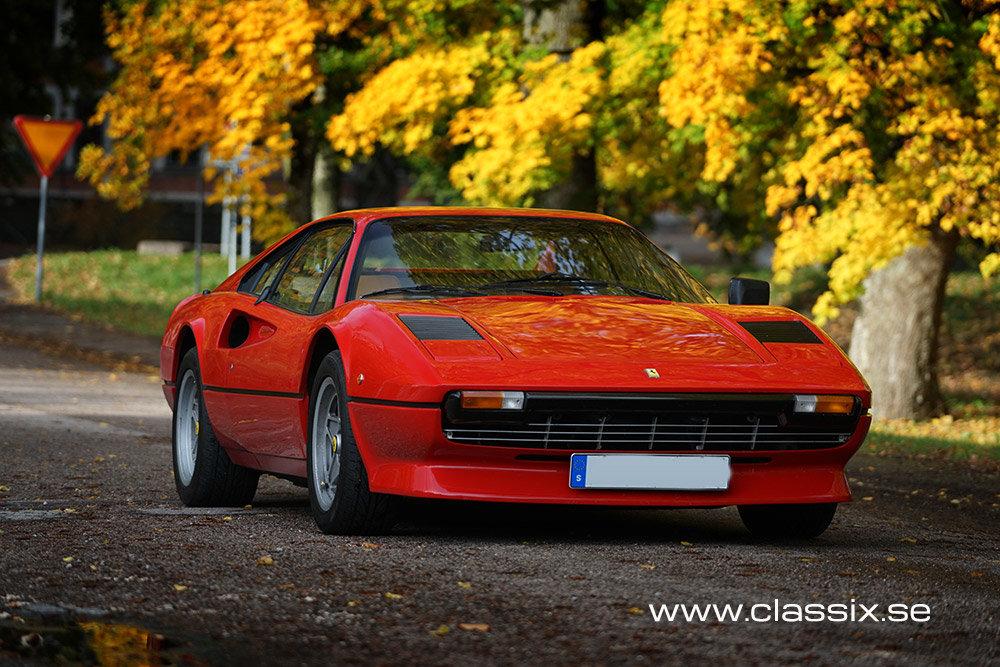 1982 Ferrari 208 GTB For Sale (picture 1 of 20)