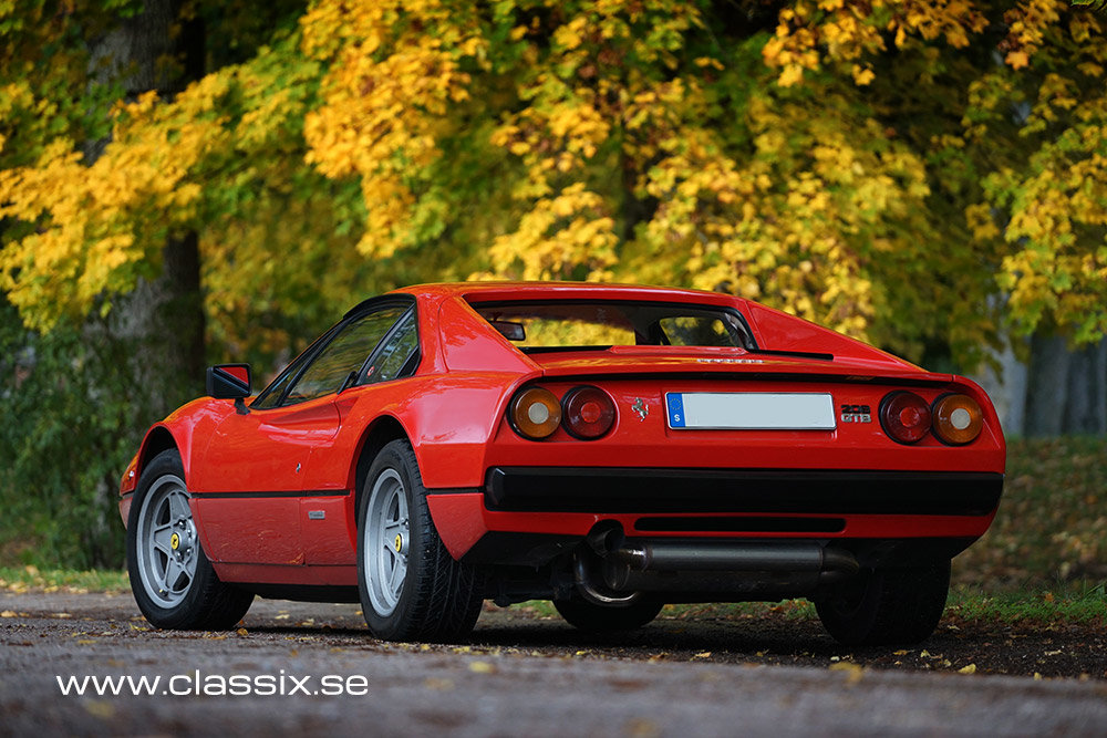1982 Ferrari 208 GTB For Sale (picture 11 of 20)