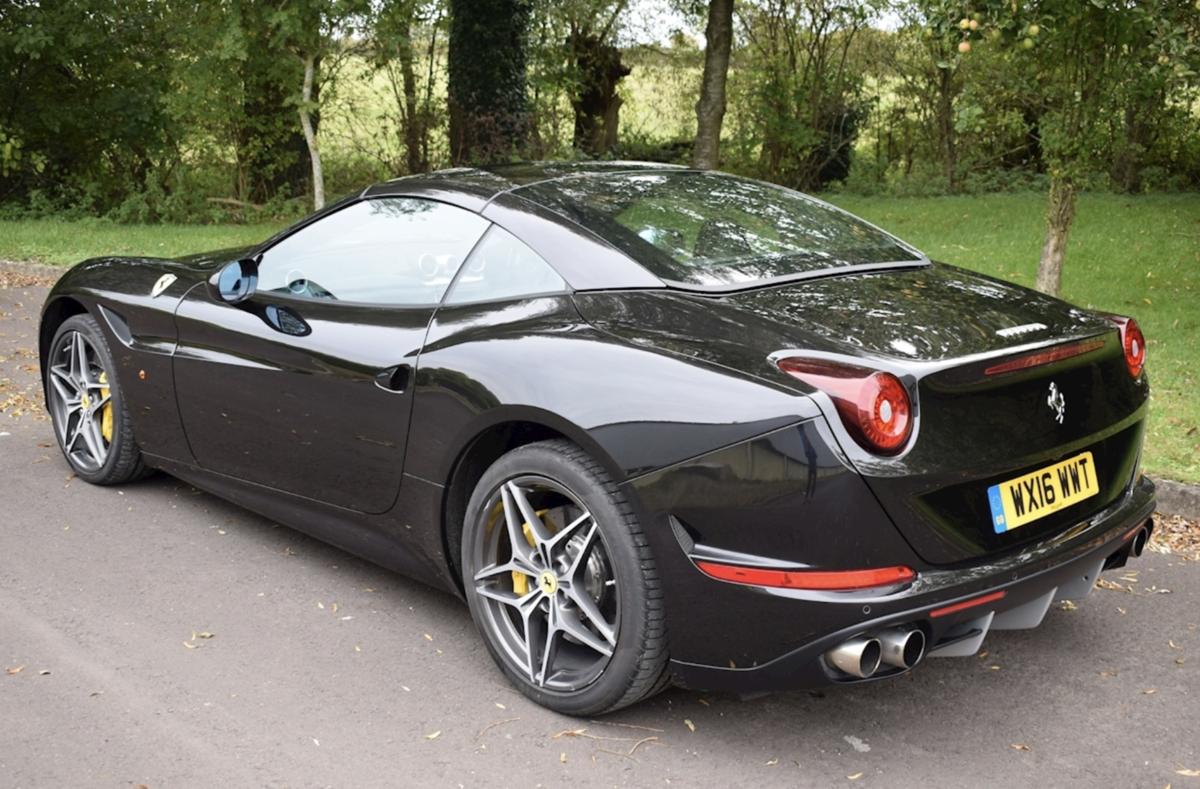 2016 Ferrari California T For Sale For Sale (picture 5 of 6)