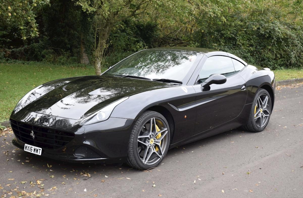 2016 Ferrari California T For Sale For Sale (picture 1 of 6)