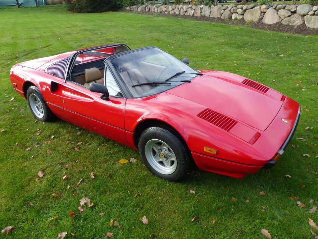 1979 Ferrari 308 GTS - classic Targa in original condition For Sale (picture 2 of 6)