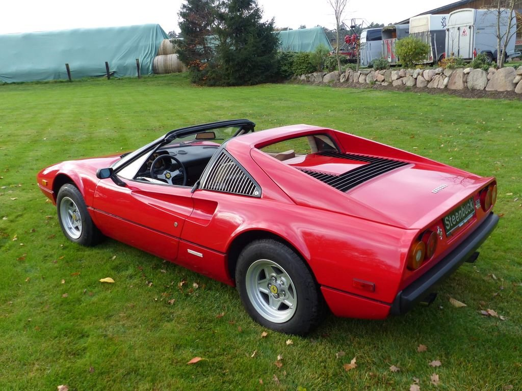 1979 Ferrari 308 GTS - classic Targa in original condition For Sale (picture 3 of 6)