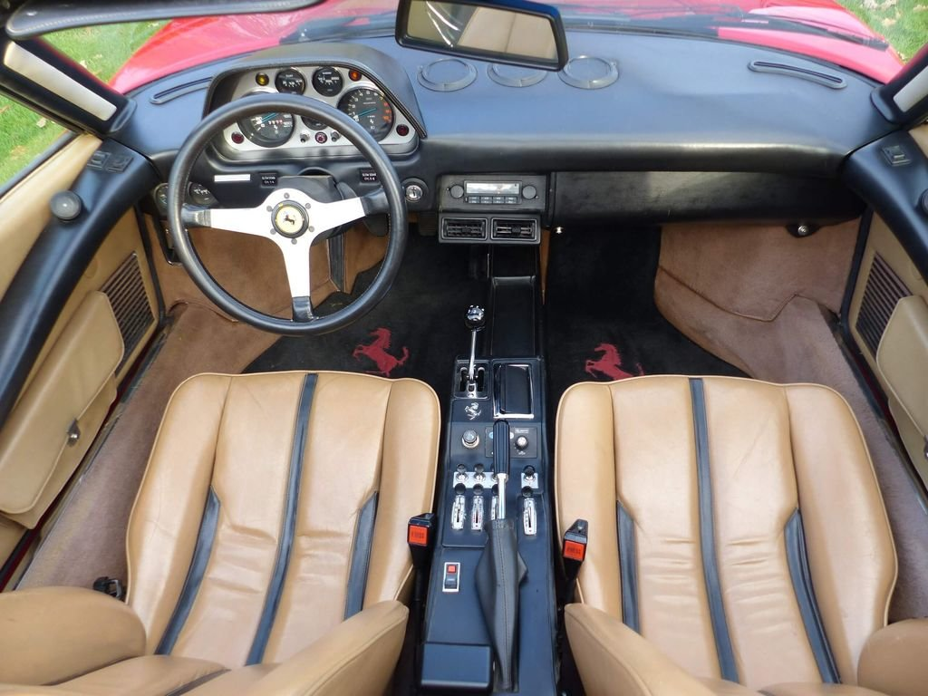 1979 Ferrari 308 GTS - classic Targa in original condition For Sale (picture 6 of 6)