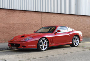 Picture of 2002 Ferrari 575M Maranello (LHD) For Sale