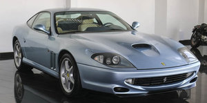 Picture of Ferrari 550 Maranello (2000) For Sale