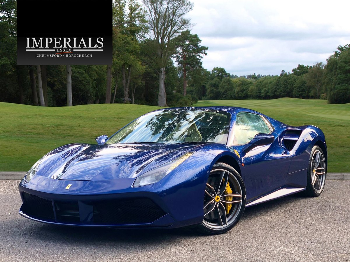 2017 Ferrari 488 SOLD (picture 6 of 20)
