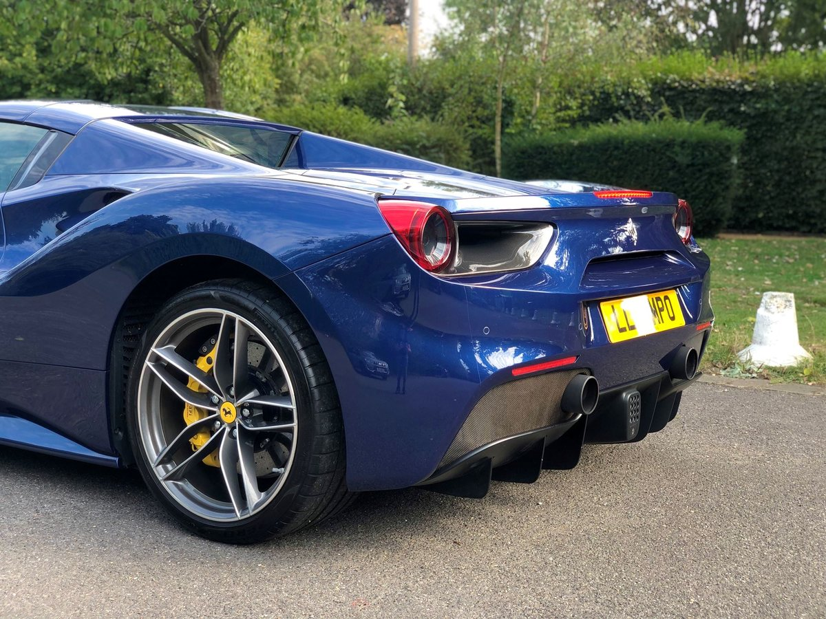 2017 Ferrari 488 SOLD (picture 14 of 20)