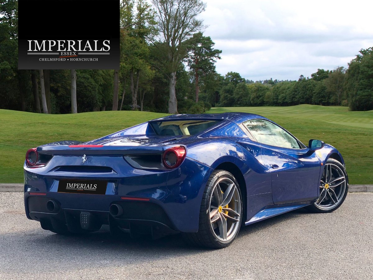 2017 Ferrari 488 SOLD (picture 17 of 20)