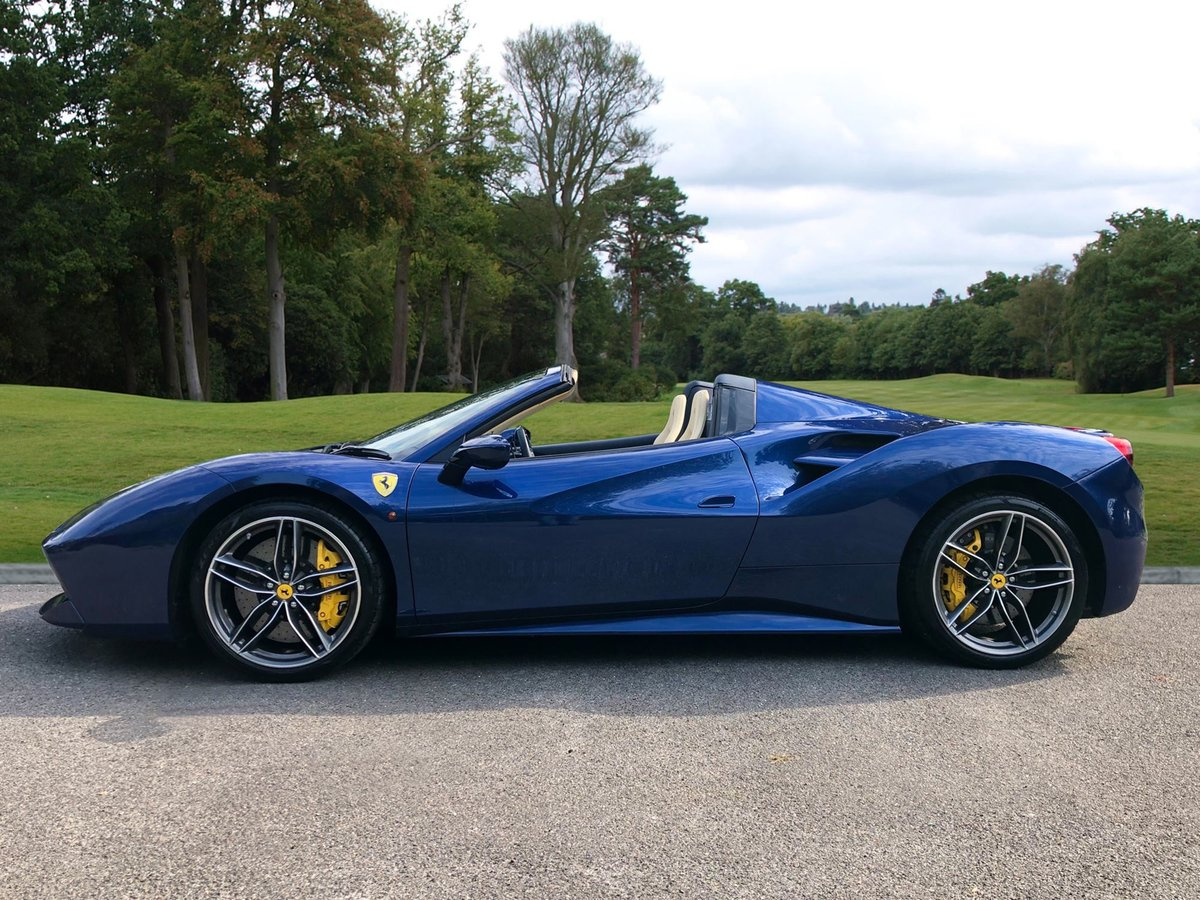 2017 Ferrari 488 SOLD (picture 18 of 20)