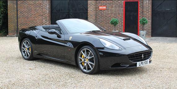 Picture of 2011 Ferrari California (UK RHD)