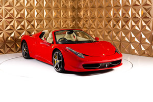 Picture of 2013 Ferrari 458 Spider For Sale