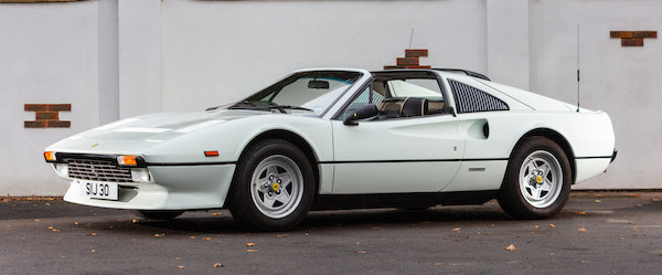 Picture of 1984 Ferrari 308 GTS QV Targa Coup For Sale by Auction