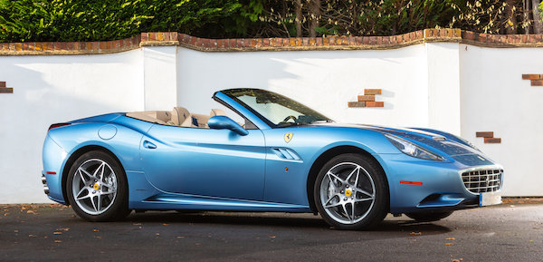 Picture of 2012 Ferrari California Hardtop Convertible For Sale by Auction