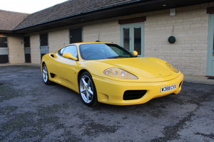 Picture of 2000 FERRARI 360 MODENA MANUAL For Sale