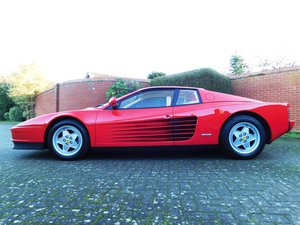 Picture of  1991 Ferrari Testarossa (RHD) ONLY 3619 Miles From New