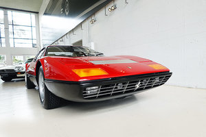 Picture of 1975 one of just a handful of 365 BB's ever produced in RHD SOLD