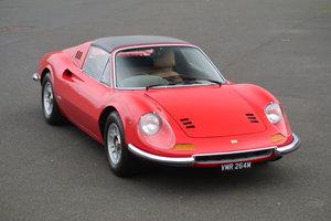 Picture of 1973 FERRARI DINO 246 GTS For Sale