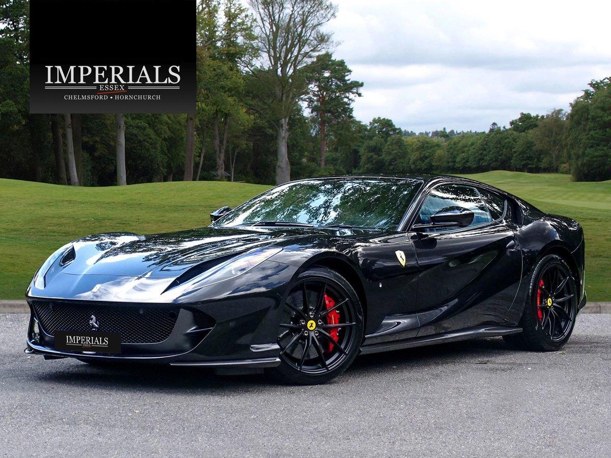 2020 Ferrari 812 SUPERFAST For Sale | Car And Classic