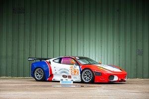 2008 Ferrari F430 GT2 Evo Wide Body