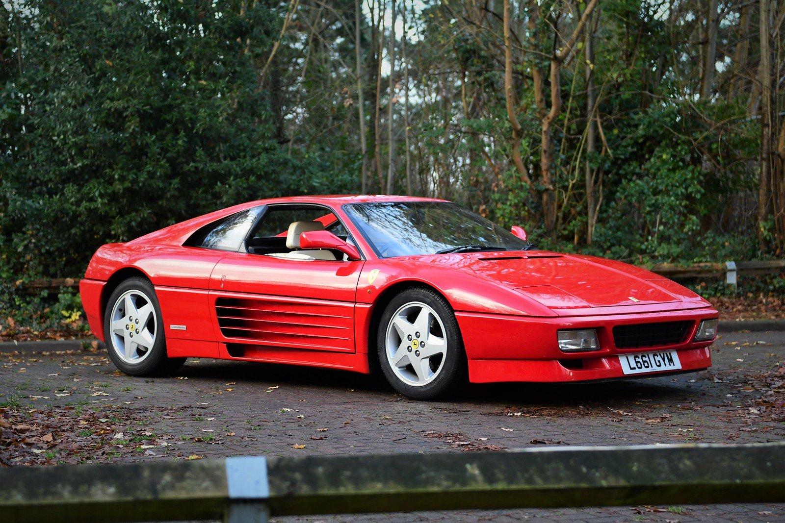 1993 Ferrari 348 TB For Sale (picture 1 of 12)