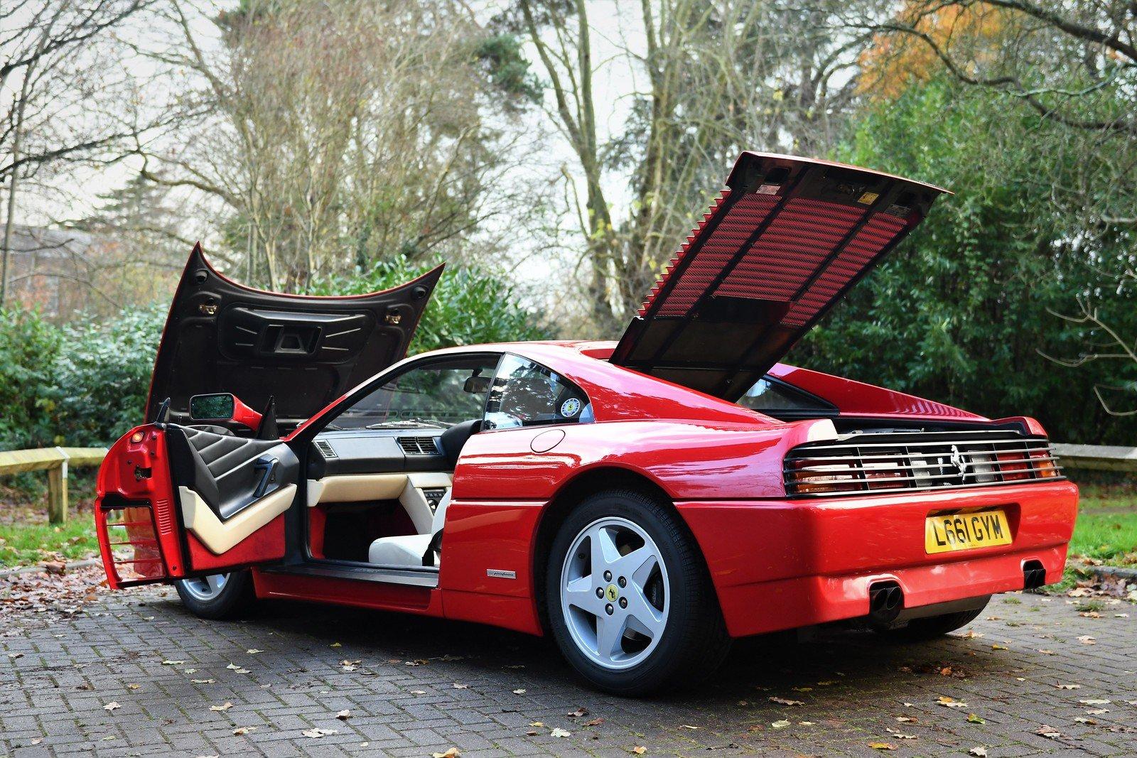 1993 Ferrari 348 TB For Sale (picture 5 of 12)