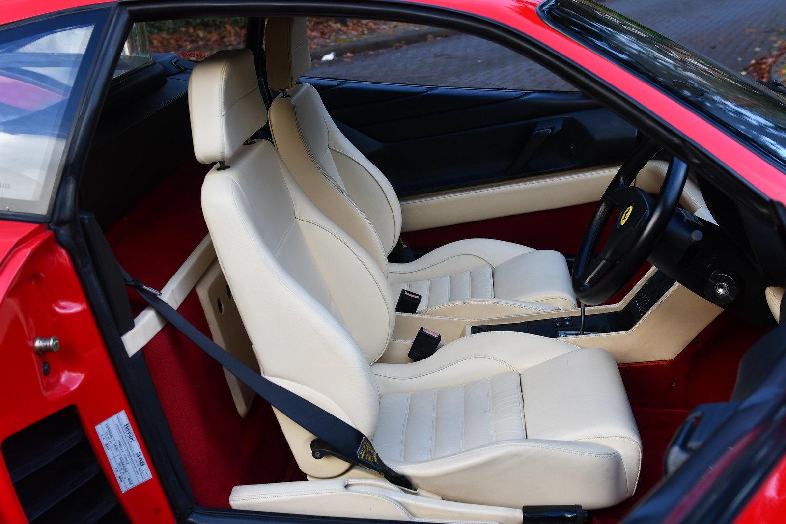 1993 Ferrari 348 TB For Sale (picture 8 of 12)