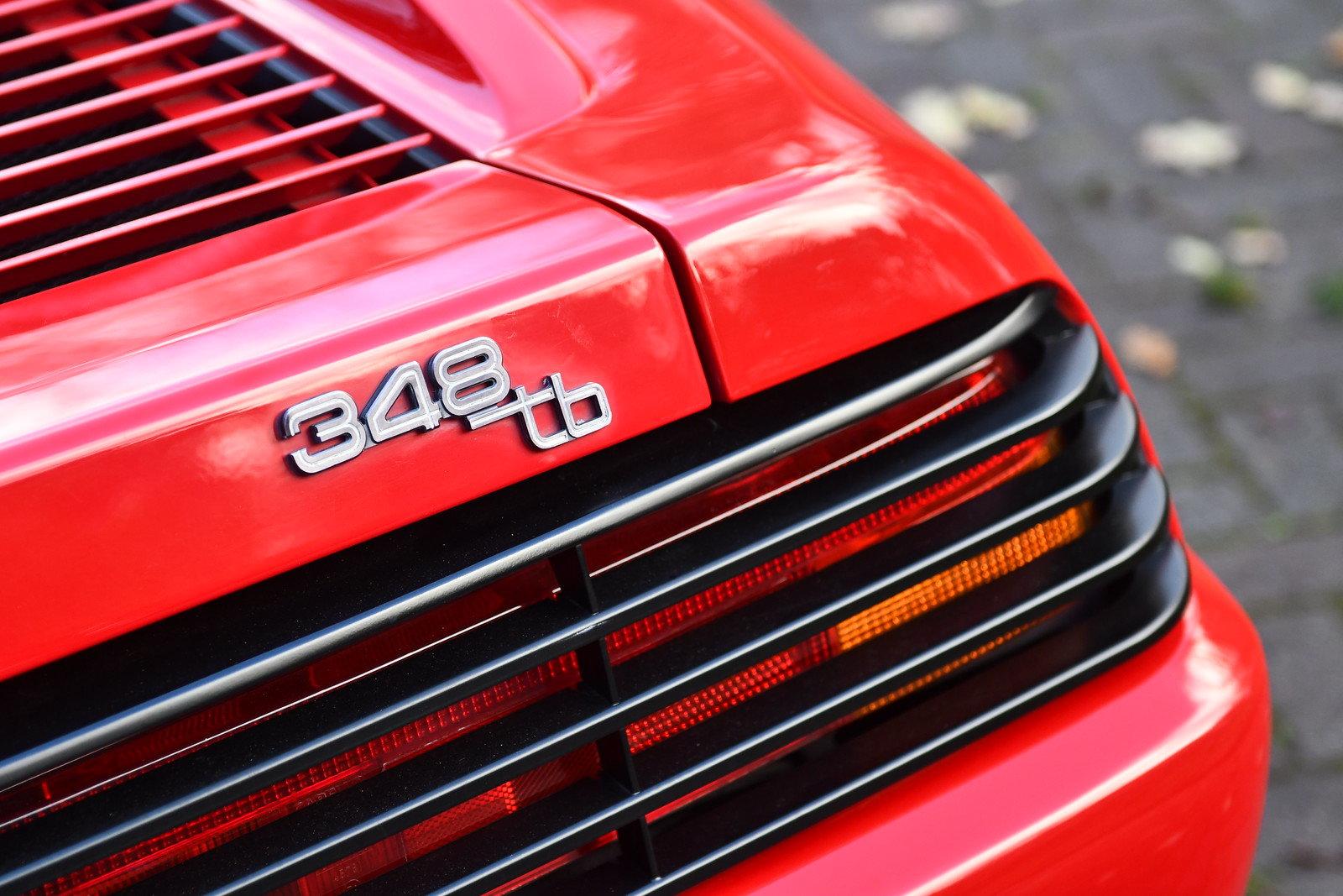 1993 Ferrari 348 TB For Sale (picture 11 of 12)