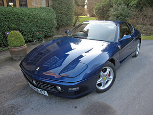 Picture of 2001 Ferrari 456 M GTAutomatic -One of 35 For Sale