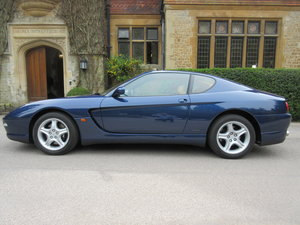 Picture of 1999 WANTED WANTED sub 10,000 mile 456 M GTAutomatic For Sale