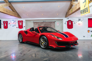 Picture of 2020 Ferrari 488 Pista Spider - DEPOSIT TAKEN - More Wanted For Sale