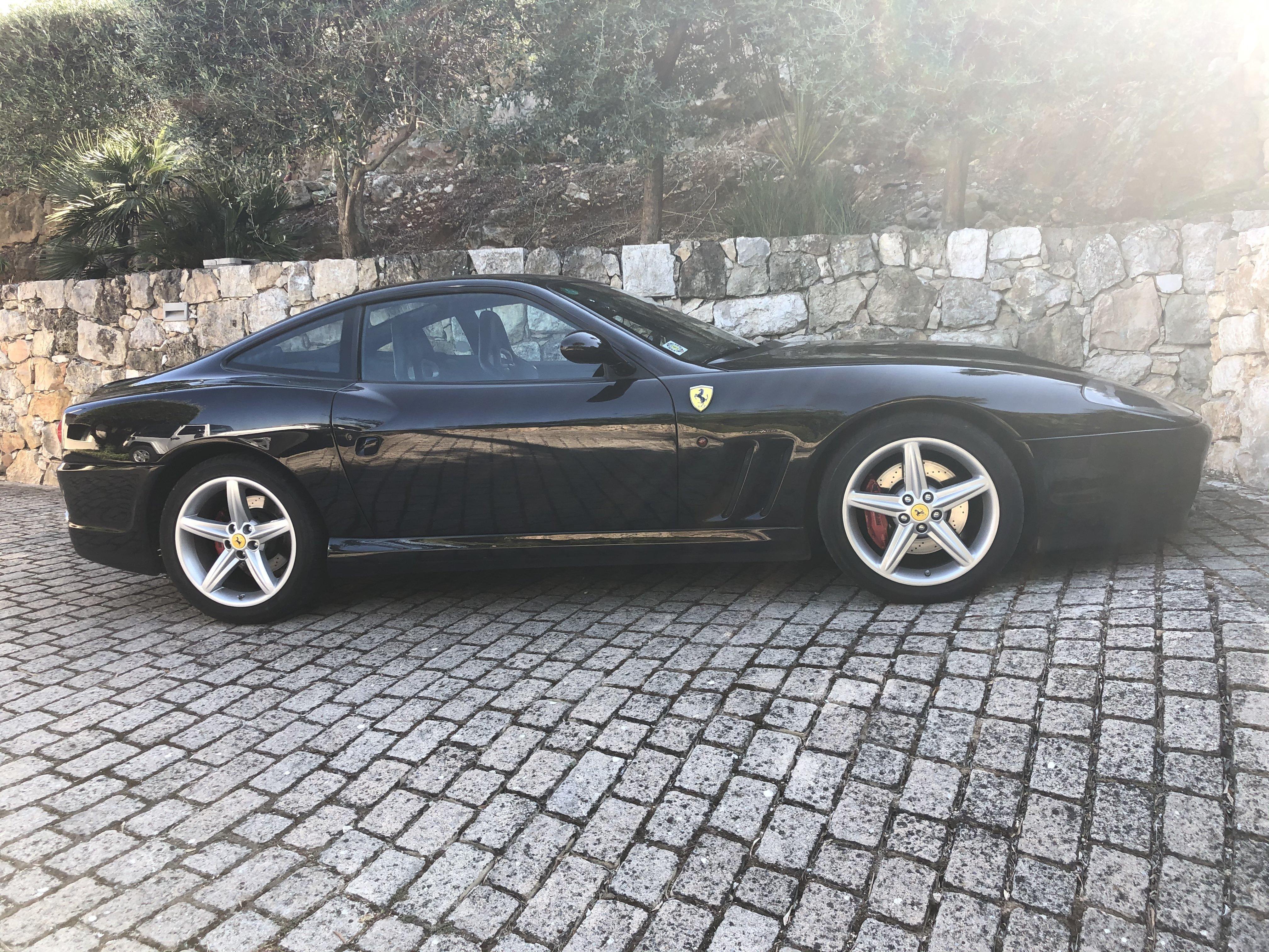 Picture of 2003 Ferrari 575M F1 LHD For Sale