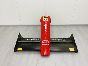 Ferrari F1 1990 Alain Prost Nosecone