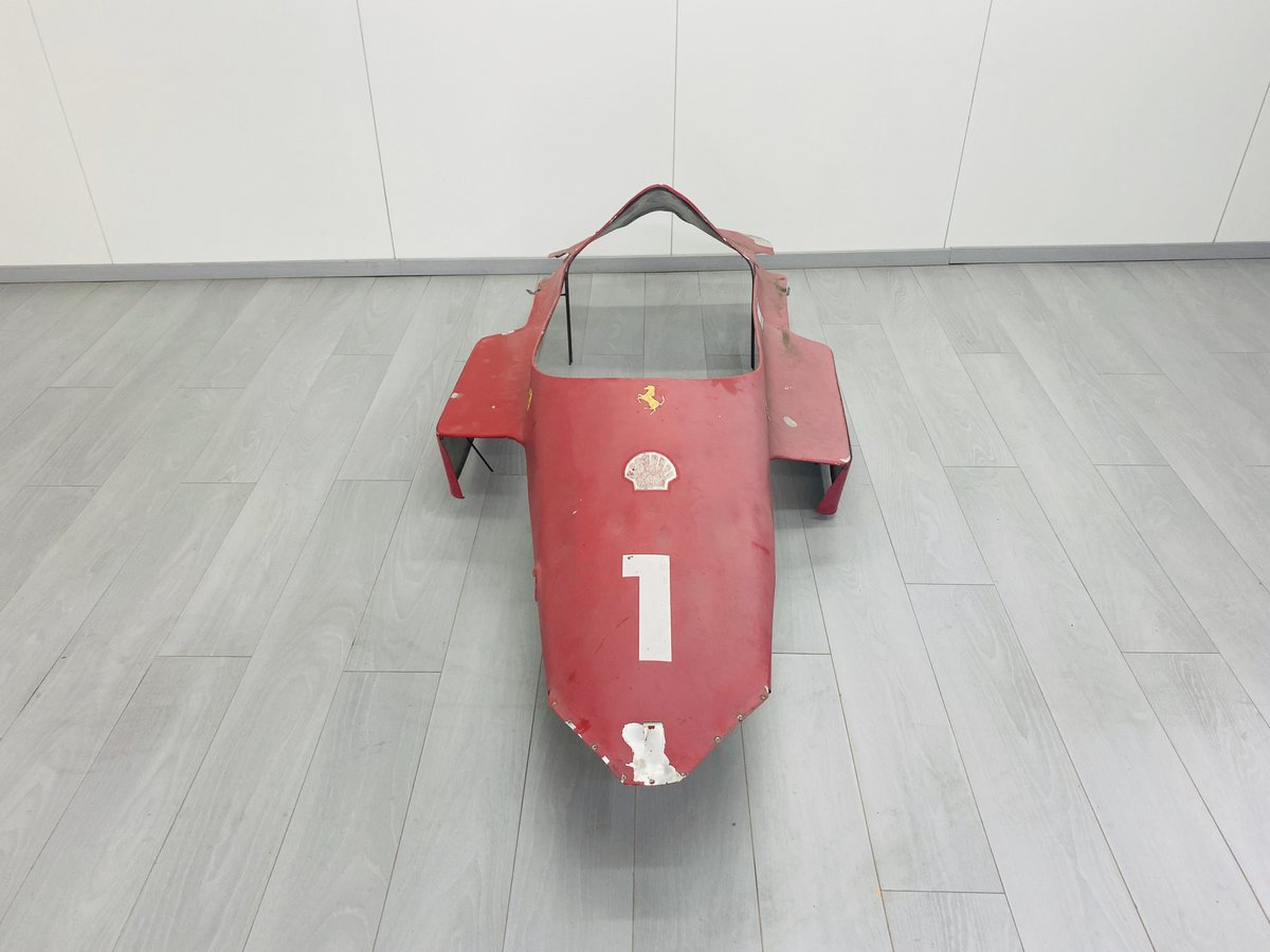 1970 F1 Children car Body For Sale (picture 6 of 9)