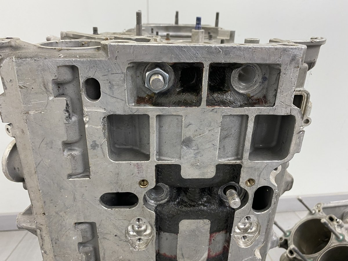 Engine Block Ferrari F1 F2001 Type 050 For Sale (picture 9 of 10)