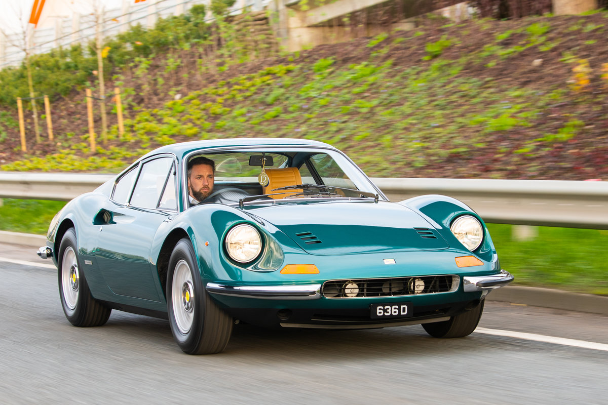 1972 Ferrari Dino 246 GT - Recently Restored For Sale (picture 1 of 12)