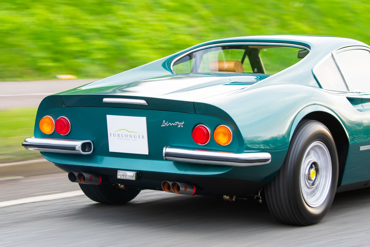 1972 Ferrari Dino 246 GT - Recently Restored For Sale (picture 2 of 12)